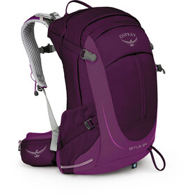 Osprey Sirrus 24 Backpack Dame ruska purple